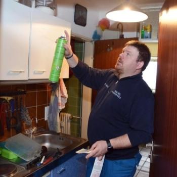 Schädlingsbekämpfung in Wohnungen | Björn Nöchel Hygieneservice